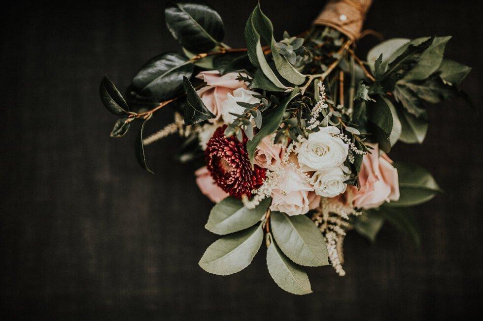 Bridal Bouquet Mandala Flowers
