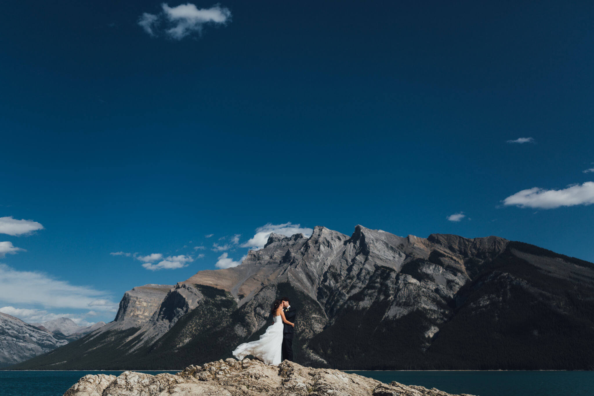 Calgary Banff Wedding Photography | Destination Wedding Photographer