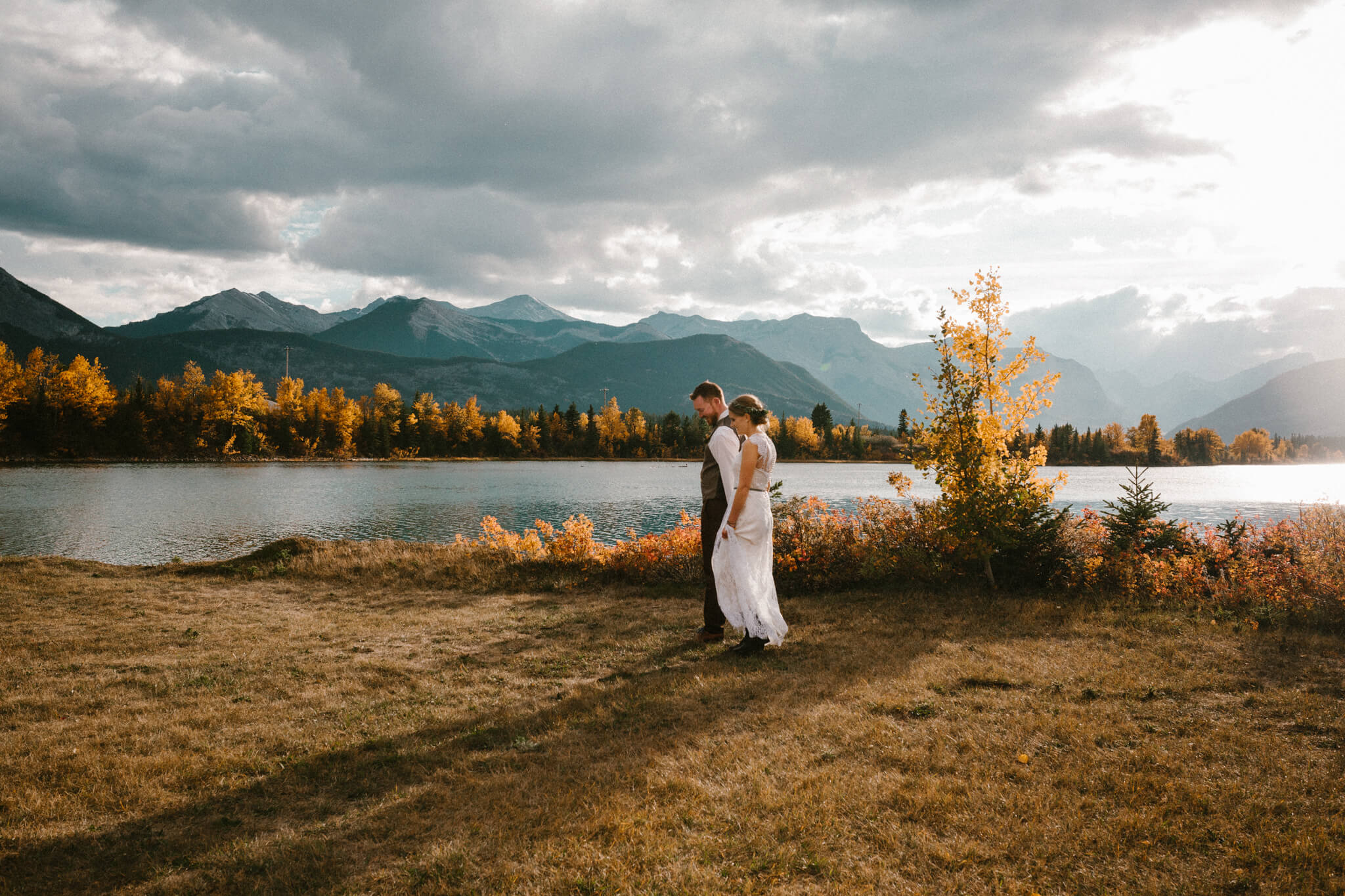 JK Kananaskis Wedding