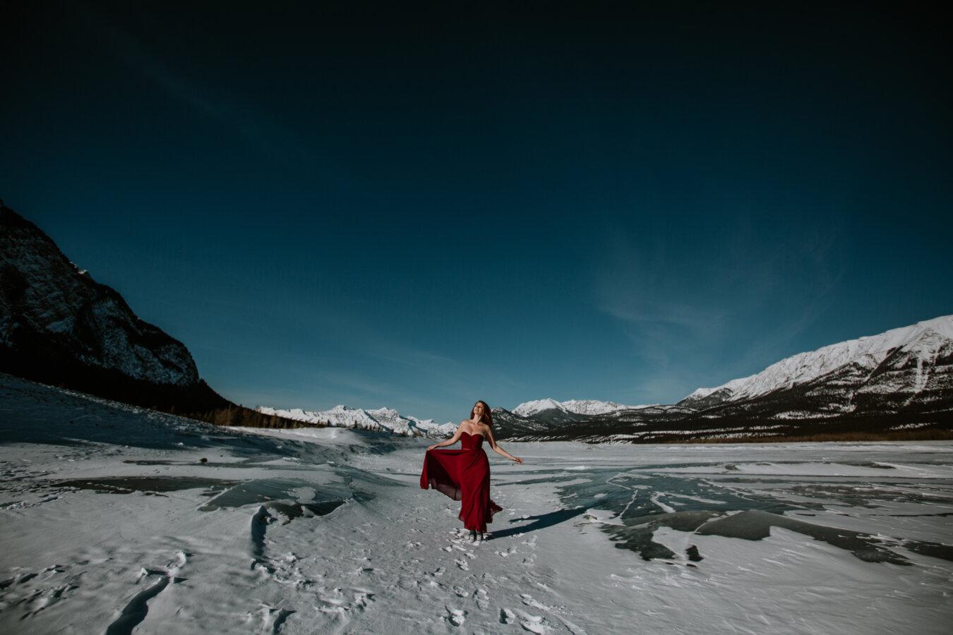 Dane Halo Banff Portrait Photography | Calgary Best Photographers | Modeling Portfolio Photos | Destination Photographer