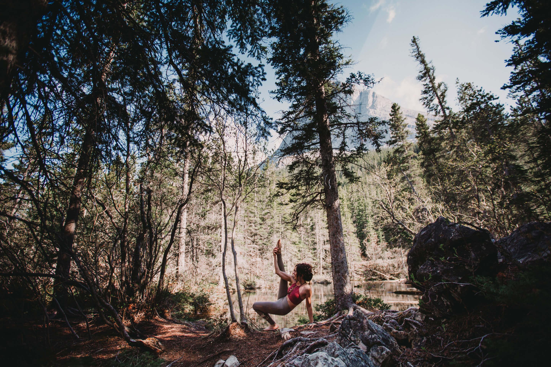 Yoga Calgary Photographer | YYC Portrait Photography