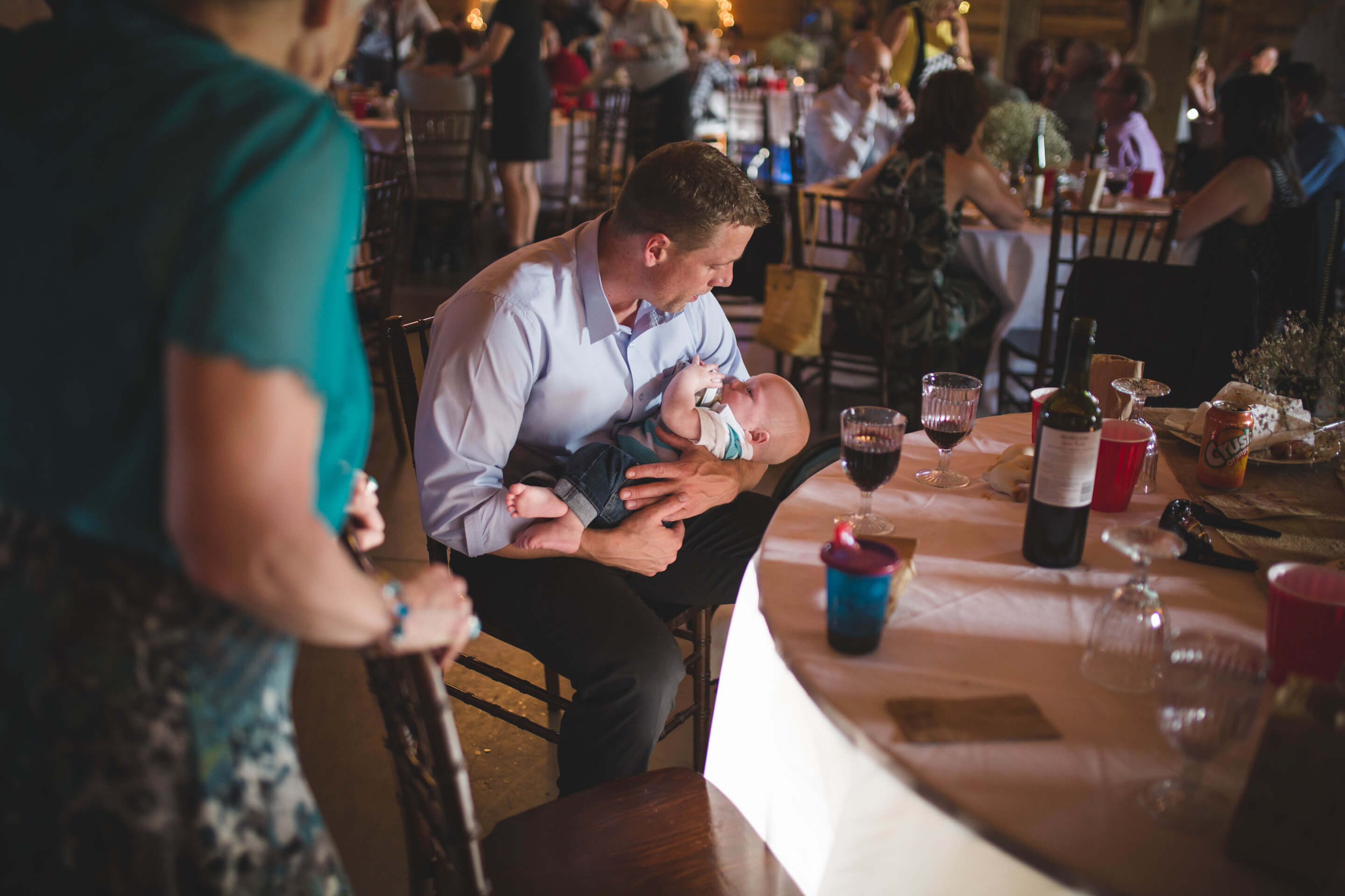 Wedding Guest Candids | Okotoks Wedding Photographer | Calgary Wedding Photography