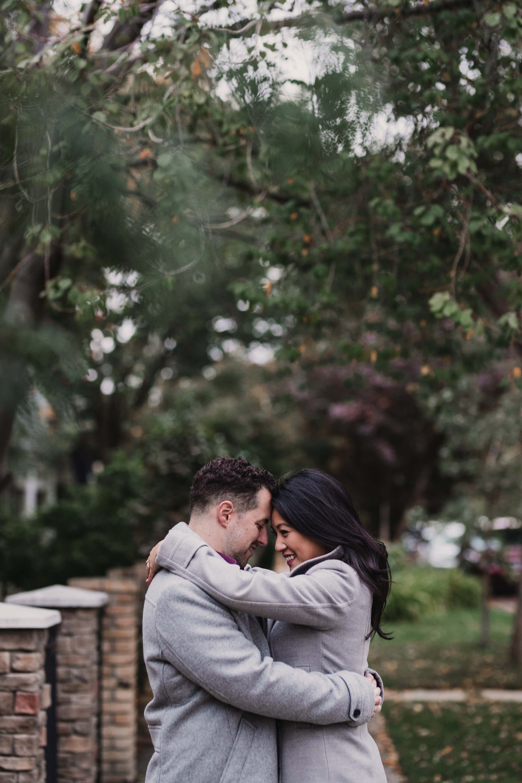 Calgary Engagement Photographer | Kensington Photo Ideas