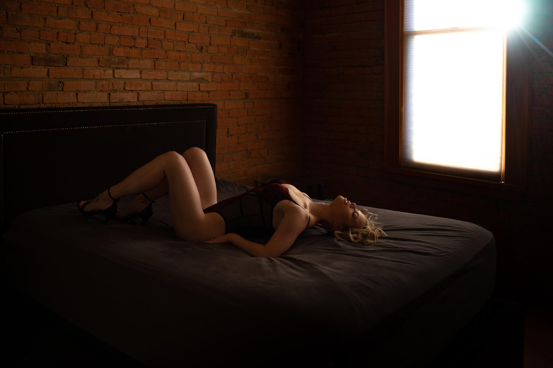 Calgary Edmonton Boudoir Photographers | Anita Jeanine Photography