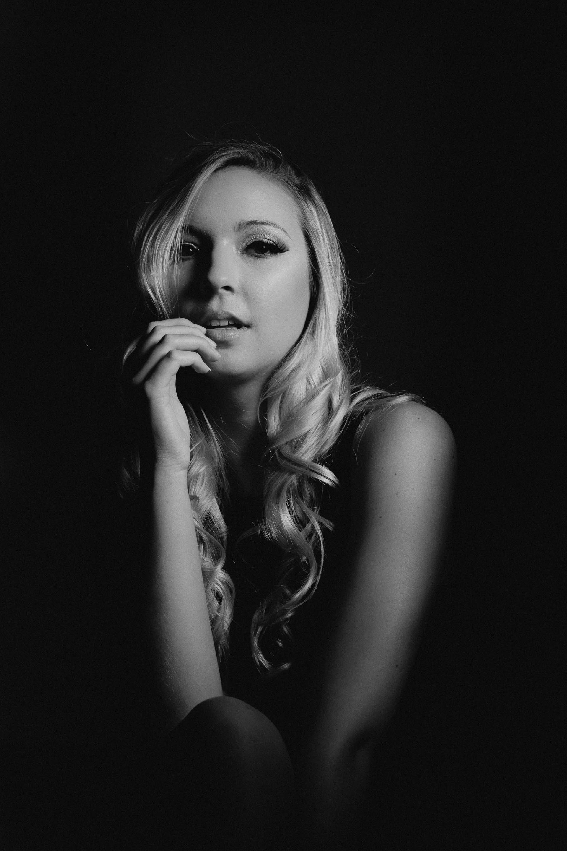 Black White Portraits Calgary Instagram Photographer
