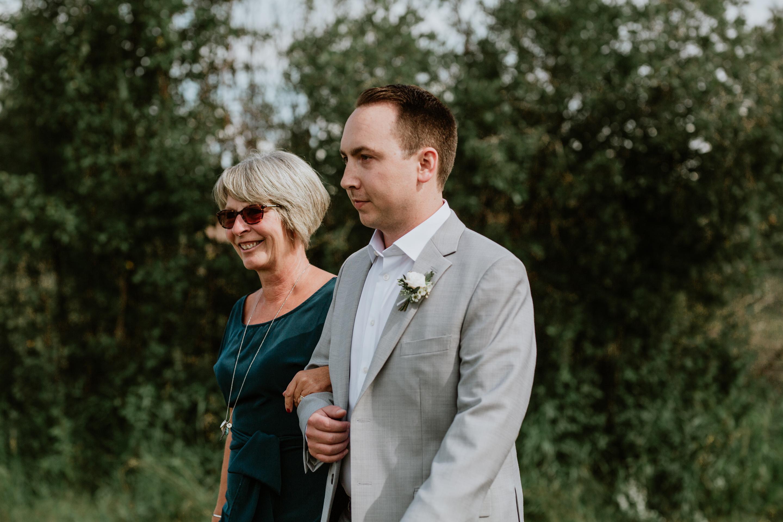 Glenmore Sailing Club Wedding | Best Calgary Wedding Photographers | Small Intimate Wedding Photography